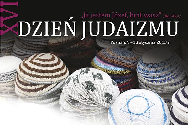 XVI Dzień Judaizmu 2013