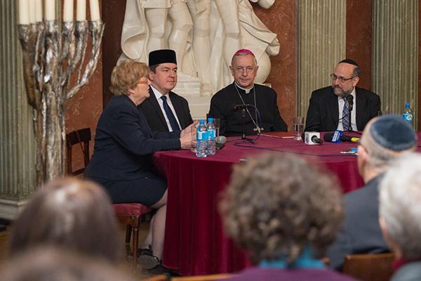 Arcybiskup, rabin i mufti o dialogu międzyreligijnym