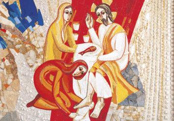 Czerwień Niebieskiego Jeruzalem. O sztuce, wierze i ewangelizacji