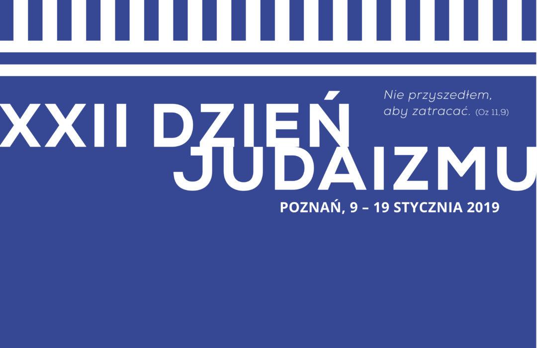 XXII Dzień Judaizmu 2019