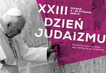 XXIII Dzień Judaizmu 2020